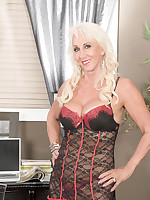 60 Plus MILFs - Madison's XXX debut - Madison Milstar (55 Photos)