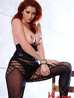 Lucy Vixen - Glamour Model Also Known by Lucy V or Lucy Collett