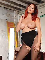 Lucy Vixen - Glamour Model - Lucy V or Lucy Collett